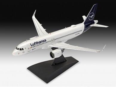 """Revell - Airbus A320 Neo """"Lufthansa"""", Mastelis: 1/144, 03942 3"""