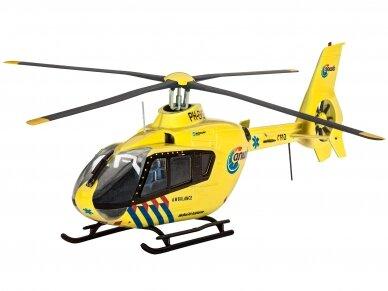 Revell - Airbus Helicopters EC135 ANWB dovanų komplektas, Mastelis: 1/72, 64939 2