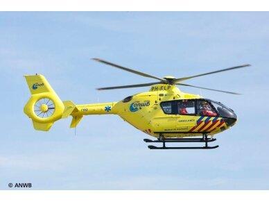 Revell - Airbus Helicopters EC135 ANWB dovanų komplektas, Mastelis: 1/72, 64939 5