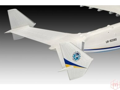 Revell - Antonov An-225 Mrija, Mastelis: 1/144, 04958 3