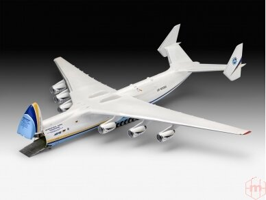 Revell - Antonov An-225 Mrija, Mastelis: 1/144, 04958 7