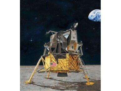 Revell - Apollo 11 Lunar Module Eagle dovanų komplektas, Mastelis: 1/48, 03701 2