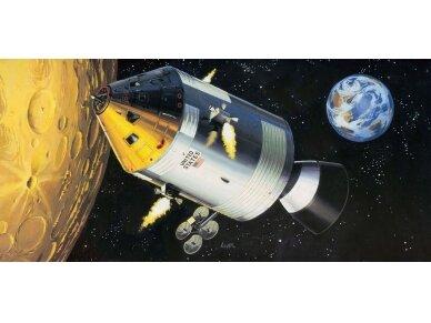 Revell - Apollo 11 Spacecraft w/ Interior Model Set, Scale: 1/32, 03703 2