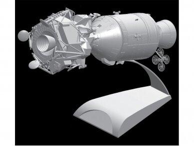 "Dragon - NASA Apollo 11 ""Lunar Approach"" CSM ""Columbia"" + LM ""Eagle"", Scale: 1/48, 11009 2"