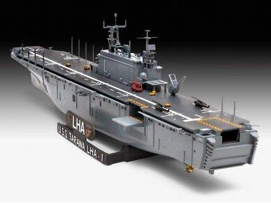 Revell - Assault Ship USS Tarawa LHA-1, Mastelis: 1/720, 05170 3