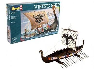 Revell - Viking Ship, Scale: 1/50, 05403