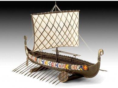 Revell - Viking Ship, Scale: 1/50, 05403 3