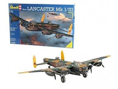 Revell - Avro Lancaster Mk.I/III, Mastelis: 1/72, 04300