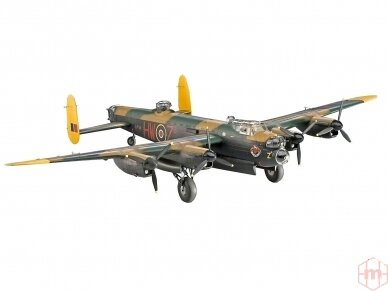 Revell - Avro Lancaster Mk.I/III, Mastelis: 1/72, 04300 3