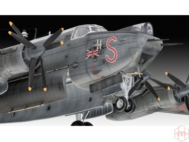 Revell - Avro Shackleton Mk.3, Mastelis: 1/72, 03873 5