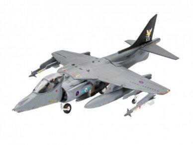 Revell - BAe Harrier GR. 7 Model Set, Scale: 1/144, 63887 2