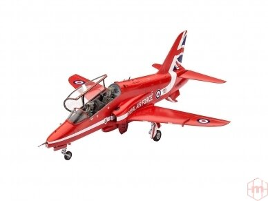 Revell - BAe Hawk T.1 Red Arrows dovanų komplektas, Mastelis: 1/72, 64921 2