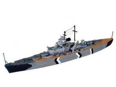 Revell - Bismarck dovanų komplektas, Mastelis: 1/1200, 65802 3