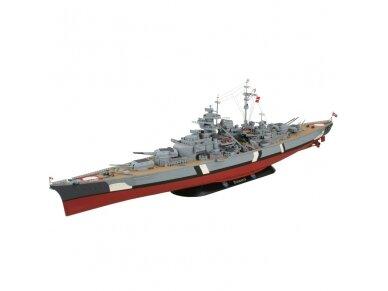 Revell - Bismarck, Mastelis: 1/350, 05040 2