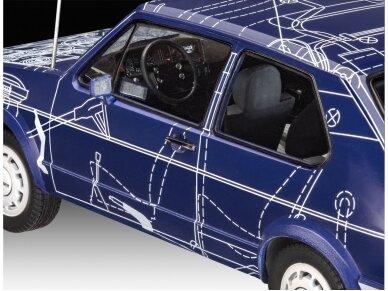 "Revell - VW Golf GTI ""Builders Choice"" Model Set, 1/24, 67673 5"
