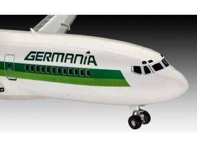 Revell - Boeing 727-100 Germania, Mastelis: 1/144, 03946 3