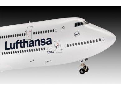 "Revell - Boeing 747-8 Lufthansa ""New Livery"", Mastelis: 1/144, 03891 3"
