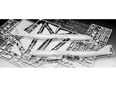 "Revell - Boeing 747-8 Lufthansa ""New Livery"", Mastelis: 1/144, 03891 4"