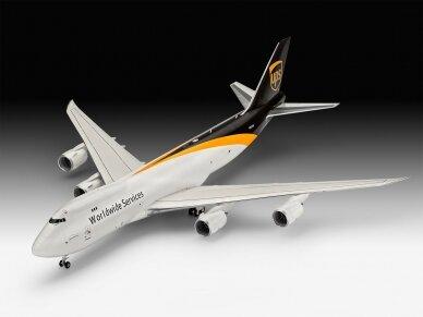 Revell - Boeing 747-8F UPS, Mastelis: 1/144, 03912 2
