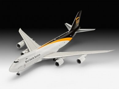 Revell - Boeing 747-8F UPS, Scale: 1/144, 03912 2
