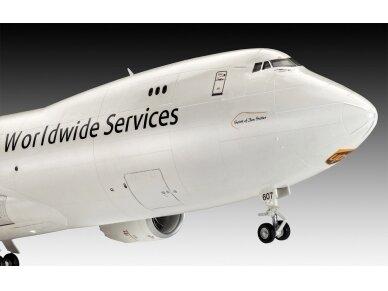 Revell - Boeing 747-8F UPS, Mastelis: 1/144, 03912 5