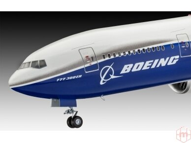 Revell - Boeing 777-300ER, Mastelis: 1/144, 04945 3