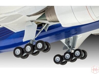 Revell - Boeing 777-300ER, Mastelis: 1/144, 04945 5
