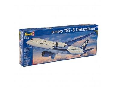 Revell - Boeing 787 Dreamliner, Mastelis: 1/144, 04261