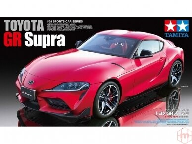 Tamiya - Toyota GR Supra, Mastelis: 1/24, 24351