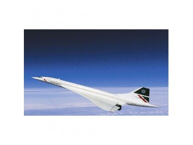 "Revell - Concorde ""British Airways"", Mastelis: 1/144, 04257 2"