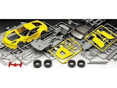 Revell - Corvette C7.R, Mastelis: 1/24, 07036 2