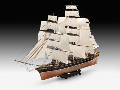 Revell - Cutty Sark 150th Anniversary Model Set, Mastelis: 1/220, 05430 2