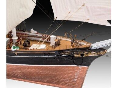 Revell - Cutty Sark 150th Anniversary dovanų komplektas, Mastelis: 1/220, 05430 3
