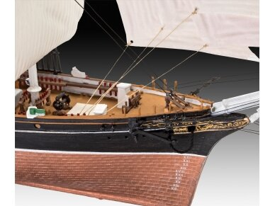 Revell - Cutty Sark 150th Anniversary Model Set, Mastelis: 1/220, 05430 3