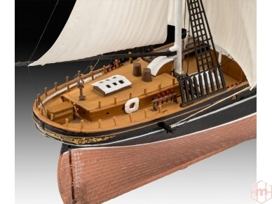 Revell - Cutty Sark 150th Anniversary Model Set, Mastelis: 1/220, 05430 4