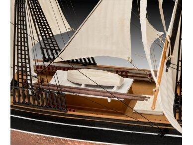 Revell - Cutty Sark 150th Anniversary dovanų komplektas, Mastelis: 1/220, 05430 5