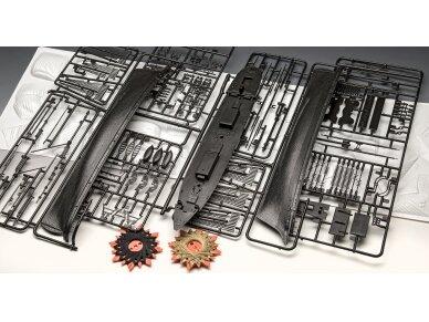 Revell - Cutty Sark 150th Anniversary dovanų komplektas, Mastelis: 1/220, 05430 7