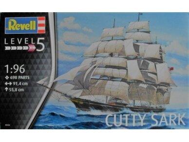 Revell - Cutty Sark, Mastelis: 1/96, 05422