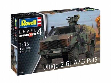 Revell - Dingo 2 GE A2.3 PatSi, Mastelis: 1/35, 03284