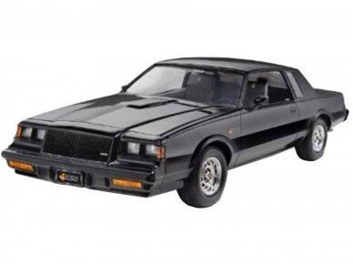 Revell - '87 Buick™ Grand National™ 2'N1, Mastelis: 1/24, 14495 2