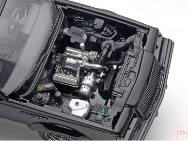 Revell - '87 Buick™ Grand National™ 2'N1, Mastelis: 1/24, 14495 4