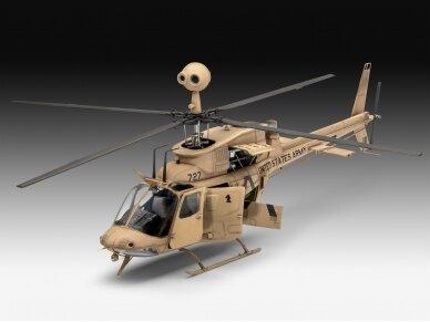 Revell - OH-58 Kiowa, Mastelis: 1/35, 03871 3