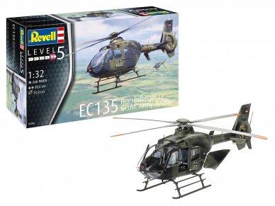 Revell - EC135 Heeresflieger/ Germ. Army Aviation, Mastelis: 1/32, 04982