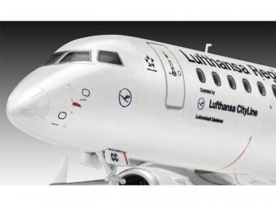 """Revell - Embraer 190 """"Lufthansa"""" Model Set, 1/144, 63937 3"""