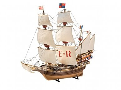 Revell - English Man O´War, Scale: 1/96, 05429 2