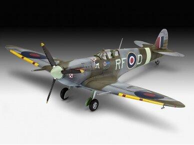 Revell - Spitfire Mk. Vb Dovanų Komplektas, 1/72, 63897 2
