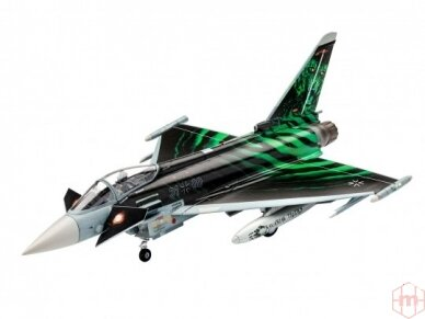 """Revell - Eurofighter """"Ghost Tiger"""" dovanų komplektas, Mastelis: 1/72, 63884 2"""