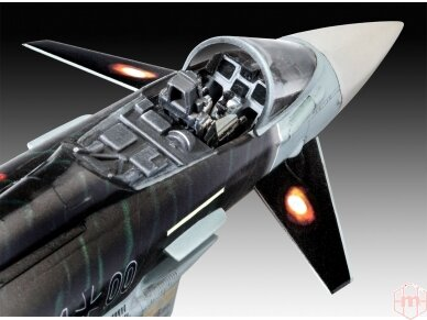 "Revell - Eurofighter ""Ghost Tiger"", Mastelis: 1/72, 03884 4"