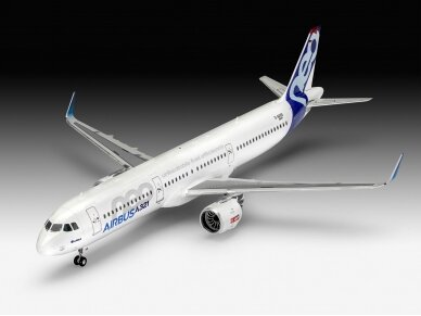 Revell - Airbus A321 Neo Gift set, 1/144, 64952 2