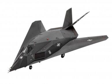 Revell - F-117A Nighthawk Steal dovanų komplektas, Mastelis: 1/72, 63899 2